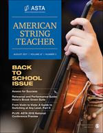 American String Teacher