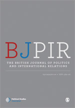 British Journal of Politics and International Relations