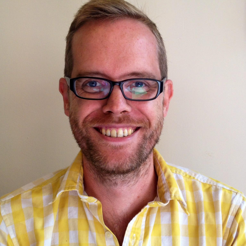 Dave Rush author photo