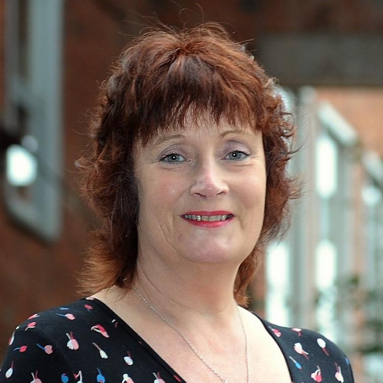 Denise Taylor - author photo