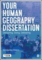 Your Human Geography Dissertation Cover