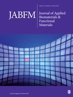 Journal of Applied Biomaterials & Functional Materials cover image