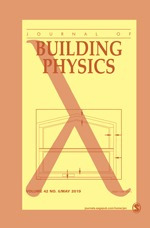 Journal of Building Physics cover image