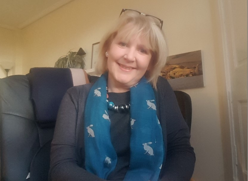 Lorraine Anderson author profile picture