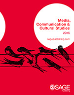 Media, Communication & Cultural Studies 2016