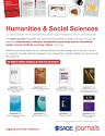 Health and Social Sciences Collection Flyer 2019