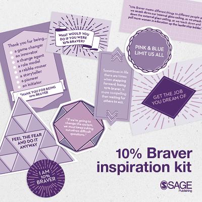 10% Braver inspiration kit