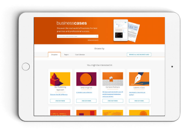 SAGE Business Cases iPad