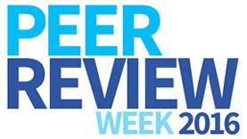 Peer Review Week 2016 carousel