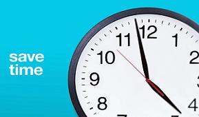 Save Time Logo