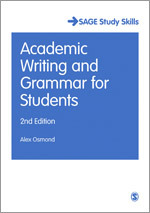 Cover image for Academic Writing and Grammar for Students