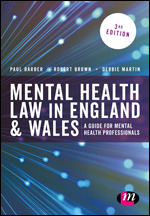 Mental Health Law in England & Wales