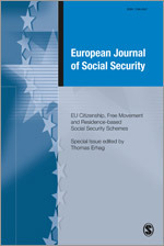 European Journal of Social Security